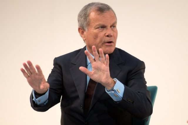 File photo of Martin Sorrell who has quit as chief executive of WPP less than a fortnight after the world's biggest advertising group revealed it had launched an independent investigation into allegations of misconduct against him