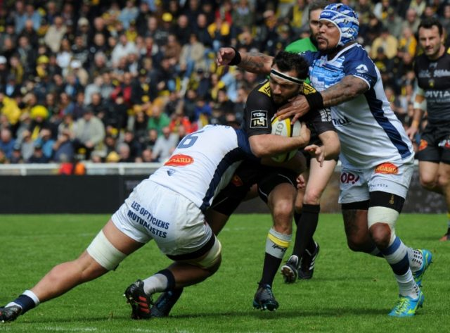 La Rochelle were smothered by Castres.