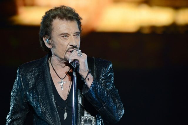 French rocker Johnny Hallyday's death in December has spakred a bitter inheritance feud