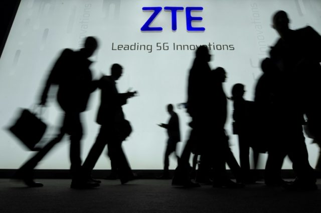 ZTE reportedly signs deal that would end export ban