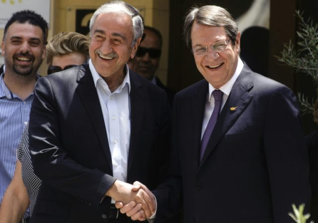 Rival leaders fail to revive Cyprus reunification talks