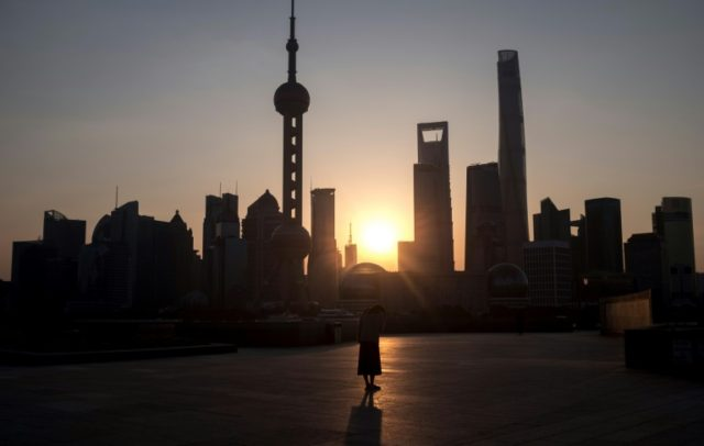 China's economy slows in first quarter: AFP survey