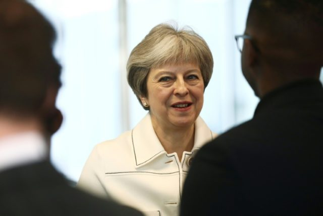 British Prime Minister Theresa May and French President Emmanuel Macron are facing anger from lawmakers for conducting air strikes with the United States in Syria in their first major military action since coming to power