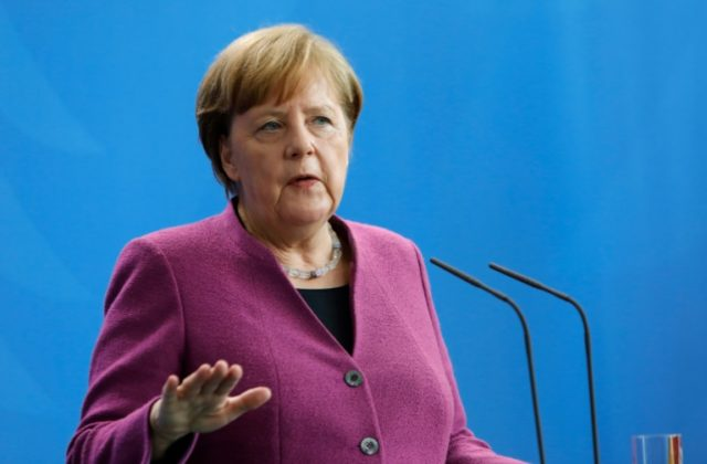 German Chancellor Angela Merkel's conservative party has pushed back against plans for deeper eurozone integration