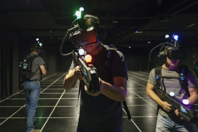 Virtual reality has been slow to really take off, partly due to the hefty price of top-end headsets and the challenges in setting up complex systems at home