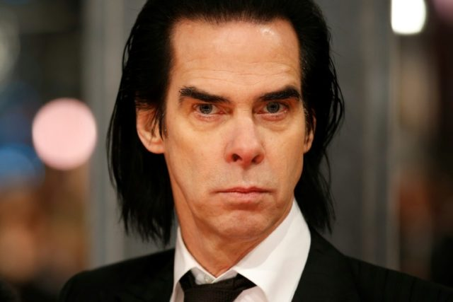 Australian musician Nick Cave, seen here at the BAFTA British Academy Film Awards in 2015, will be among the stars performing at this year's Montreux Jazz Festival