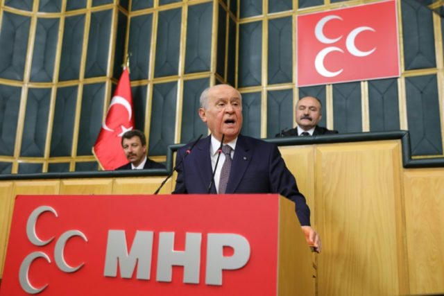 Nationalist Movement Party (MHP) chief Devlet Bahceli said Turkey could not wait for elections in November 2019