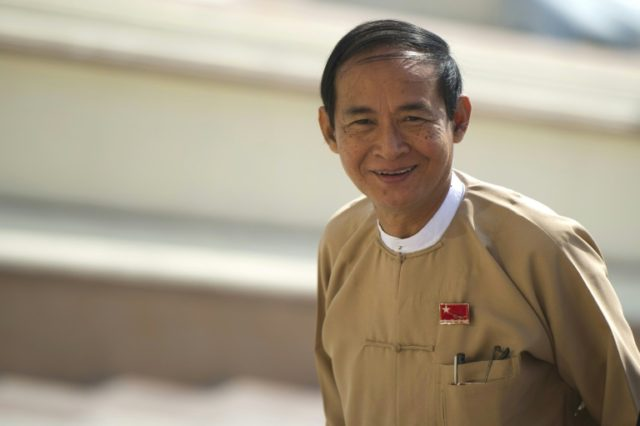 President Win Myint has announced an amnesty for more than 8,500 prisoners