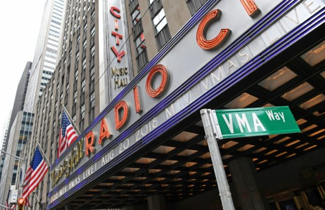 Radio City Music Hall in New York, where the 2018 MTV Video Music Awards will return and air live in August