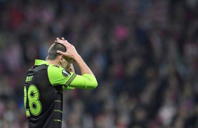 Sporting Lisbon Dutch forward Bas Dost is retiring from international football