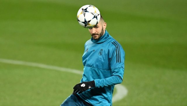 Karim Benzema, pictured in March 2018, has not played for his country since October 2015 after being charged in connection with an alleged blackmail of his French teammate Mathieu Valbuena
