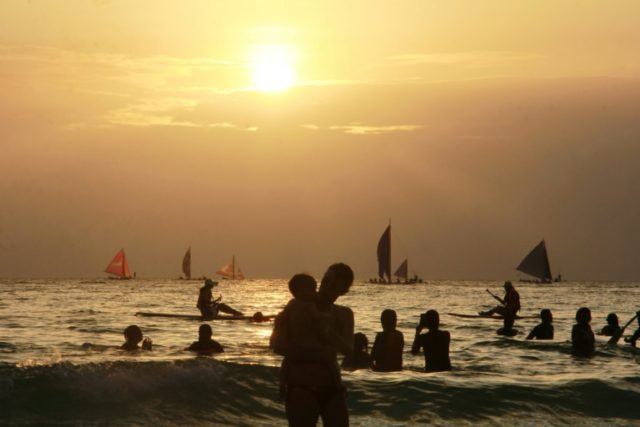 Boracay's annual tourism revenues bring more than a billion dollars into the Phillipines' economy