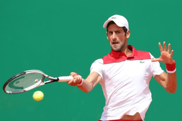 Novak Djokovic stumbled over the line as he beat Borna Coric on his 10th match point