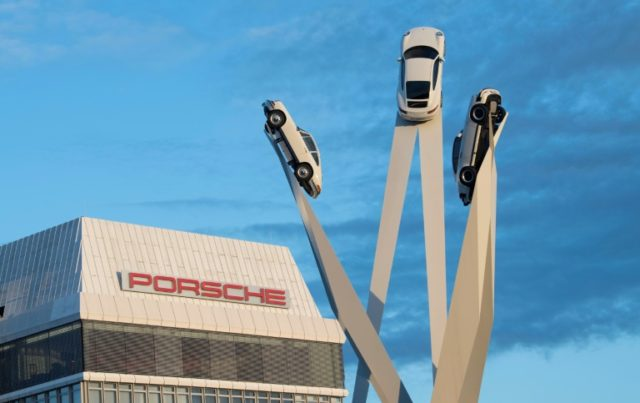 Two Porsche executives and one ex-employee are under investigation for suspected fraud and false advertising
