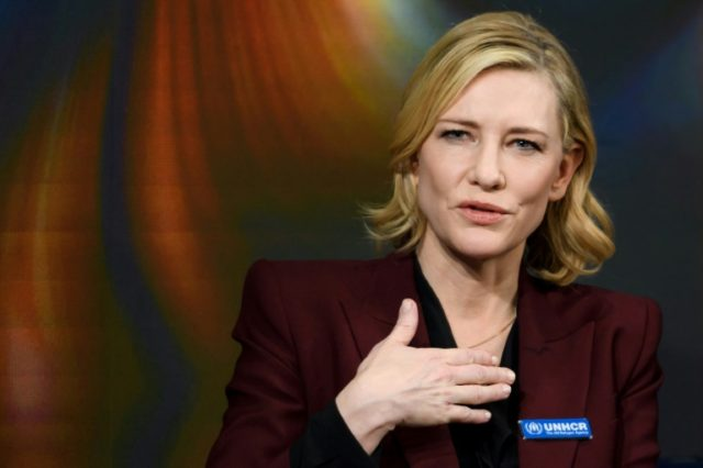 Blanchett is to head the Cannes jury