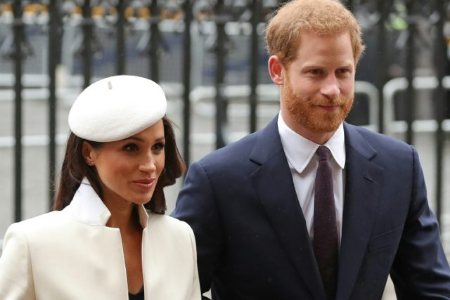 Guests at the wedding of Prince Harry and former US actress Meghan Markle will have to be on their best behaviour