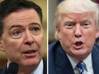 IG Report: James Comey Passed Private Conversation with Trump to FBI Team Investigating Russia Collusion