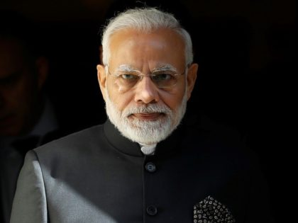 India's Prime Minister Narendra Modi is in Britain for a meeting of the heads of government of Commonwealth nations