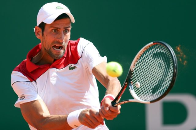 Novak Djokovic showed flashes of his best in Monte Carlo this week, but bowed out in the third round to Dominic Thiem