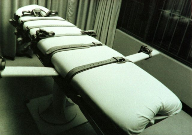 Walter Moody, 83, the oldest person to be executed in the United States since the country reinstated capital punishment in the 1970s, has been put to death in Alabama