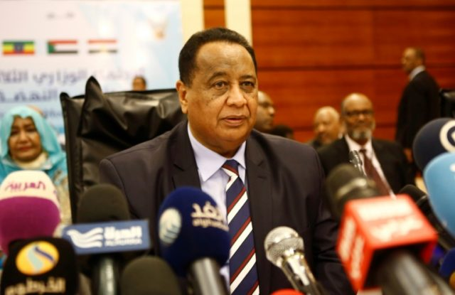 President Omar al-Bashir fired Sudan's Foreign Minister Ibrahim Ghandour, state media reported, after he said that Sudanese diplomats abroad had been unpaid for months