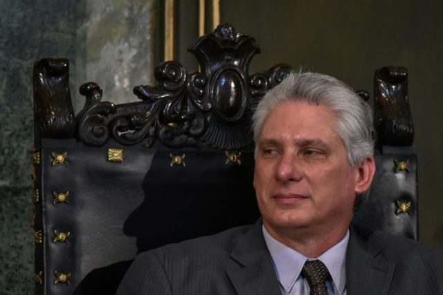 Cuba's Miguel Diaz-Canel, 57, has spent three decades climbing to the top echelons of the island's all-powerful Communist Party
