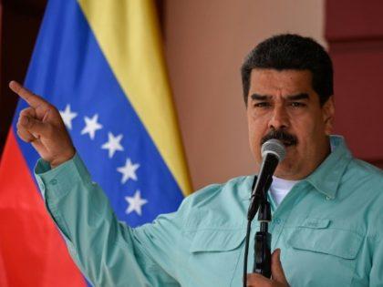 US Treasury Secretary Steven Mnuchin questionedthe legitimacy of President Nicolas Maduro
