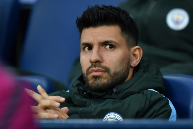 Season over but not World Cup hopes: Manchester City's Argentine striker Sergio Aguero