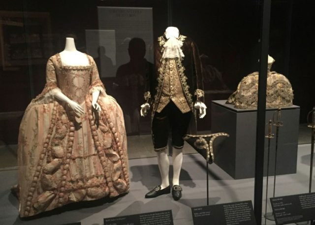 NY's Metropolitan Museum of Art has recreated scenes from the French royal palace at Versailles