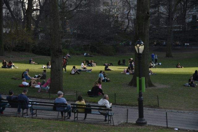 NY to ban cars from Manhattan's Central Park
