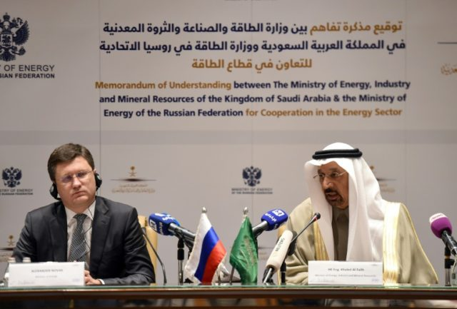 Saudi-Russia oil alliance likely to undercut OPEC