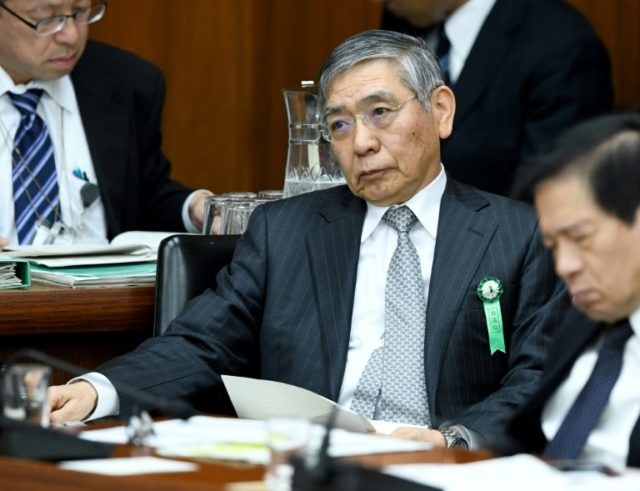 Bank of Japan Governor Haruhiko Kuroda has said it would take time to extricate the Japanese economy from its ultra-loose monetary policy