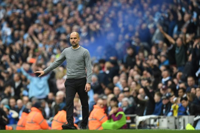 """""""I realised this season how difficult it will be to win the Champions League,"""" said Guardiola, who lifted the European Cup as both a player and manager at Barcelona"""