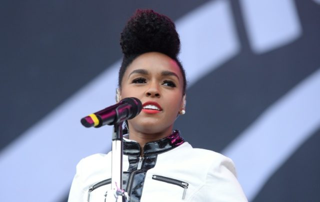 """Artist Janelle Monae -- shown here performing at the Bonnaroo festival in 2014 -- will release a film next week with her new album """"Dirty Computer"""""""