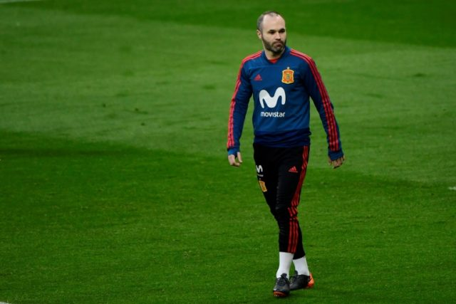 "Andres Iniesta signed a ""lifetime contract"" with Barcelona last year, but has said that his future may lie elsewhere"
