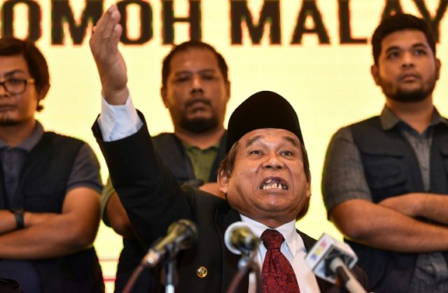 Malaysian shaman Ibrahim Mat Zin says he plans to stand as a candidate in next month's elections