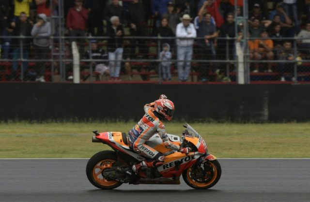 Marquez denied sixth MotoGP Americas pole by penalty