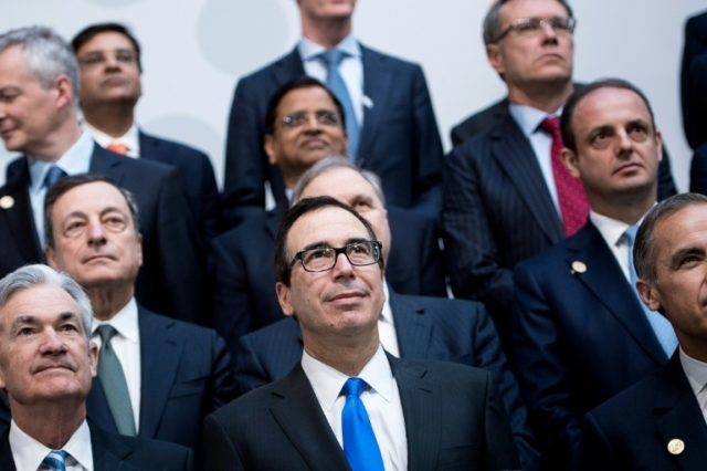US Treasury Secretary Steven Mnuchin said changes in lending policies at the World Bank will free up more resources for poorer countries