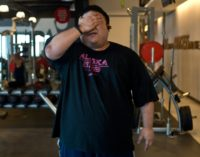 The comments sparked anger in Malaysia which has Asia's highest obesity rate