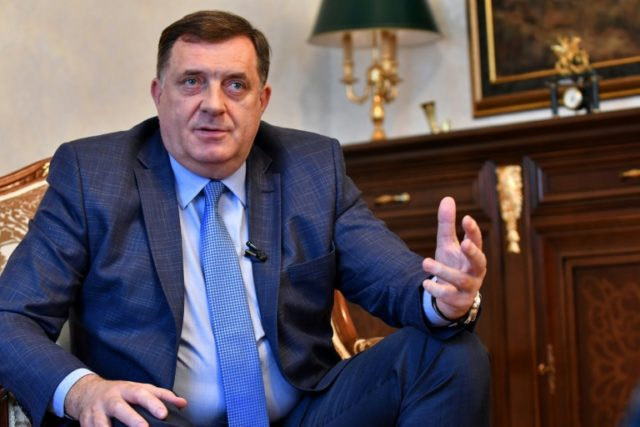 Initially favoured by Western powers who saw him as a moderate, Dodik came to power first time in 1998