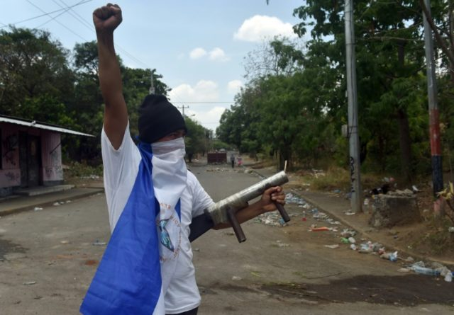 At least 24 dead in Nicaragua protests: rights group