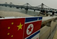 Tens of thousands of Chinese tourists are believed to visit North Korea every year, with many crossing through the Chinese border city of Dandong