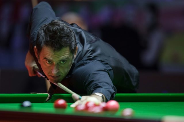 Ronnie O'Sullivan won the last of his five World Championship titles in 2013