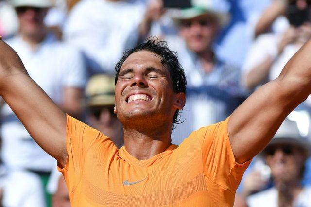 Rafael Nadal eased to an 11th Monte Carlo title by swatting aside Kei Nishikori