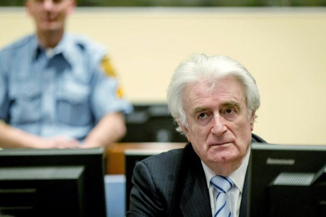 "Bosnian Serb wartime leader Radovan Karadzic, a former psychiatrist, has denounced his conviction as unjust and appealed on 50 grounds, accusing judges of conducting a ""political trial"""