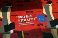 Leading Chinese firms including e-commerce giant Alibaba are heavily criticised for gender discrimination in job adverts in a new report by Human Rights Watch