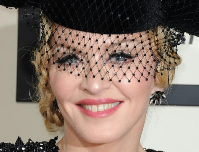 A judge ruled that Madonna had directed her legal action against the wrong target in going after Darlene Lutz, a New York art dealer