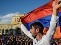 Tens of thousands of Armenians took to the streets of the capital Yerevan to celebrate the resignation of veteran leader Serzh Sarkisian