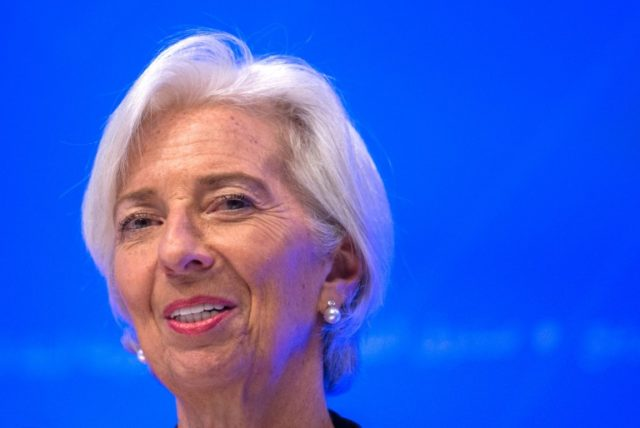 """International Monetary Fund Managing Director Christine Lagarde said the fund's board supported a """"more intrusive"""" approach to member state evaluations"""