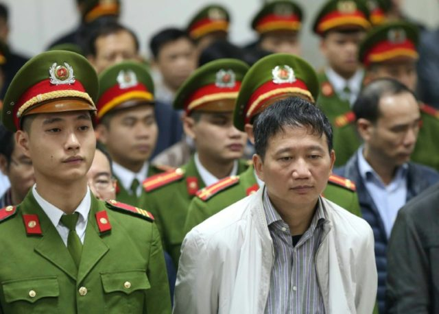 The abducted man, Trinh Xuan Thanh, 52, was spirited back to Hanoi, where he was sentenced to two life terms in prison on corruption charges